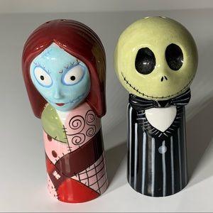Jack and Sally Nightmares before Christmas S&P Set
